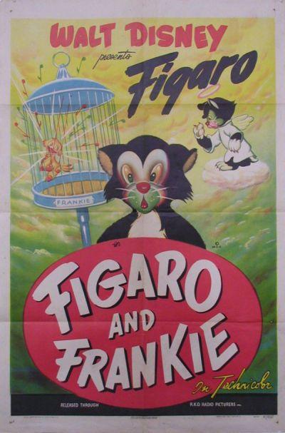 Minni Hiiren pikku lemmikit 1947