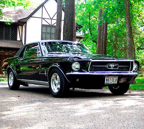 1000 images about 1967 mustangs on pinterest ford mustang convertible coupe and ford mustang 1967 - 1967 Ford Mustang Coupe Green