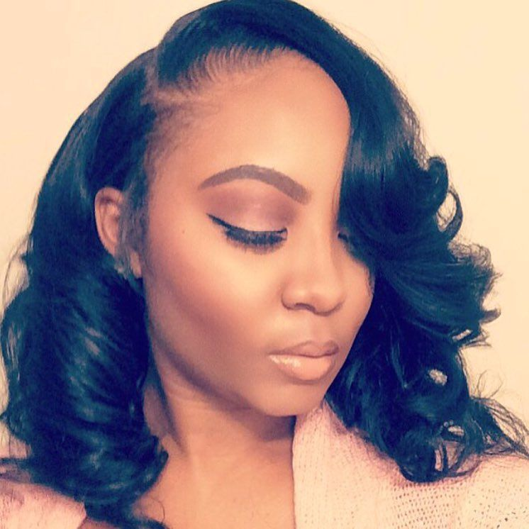 STYLIST FEATURE Love this full install done by winkaveli
