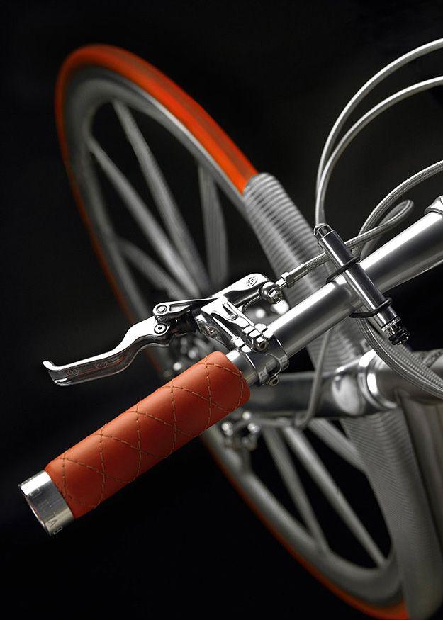 ♂ Bicycle design details Spyker Aeroblade