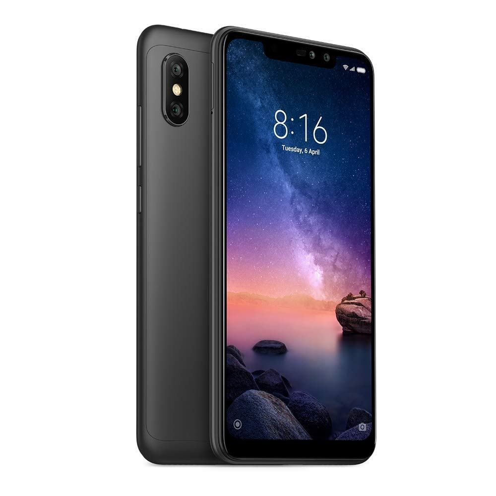 Xiaomi Redmi Note 6 Pro Smartphone Da 15 9 Cm 6 26 64gb Rom 4gb Ram Dual Sim Nero Xiaomi Smartphone Phone