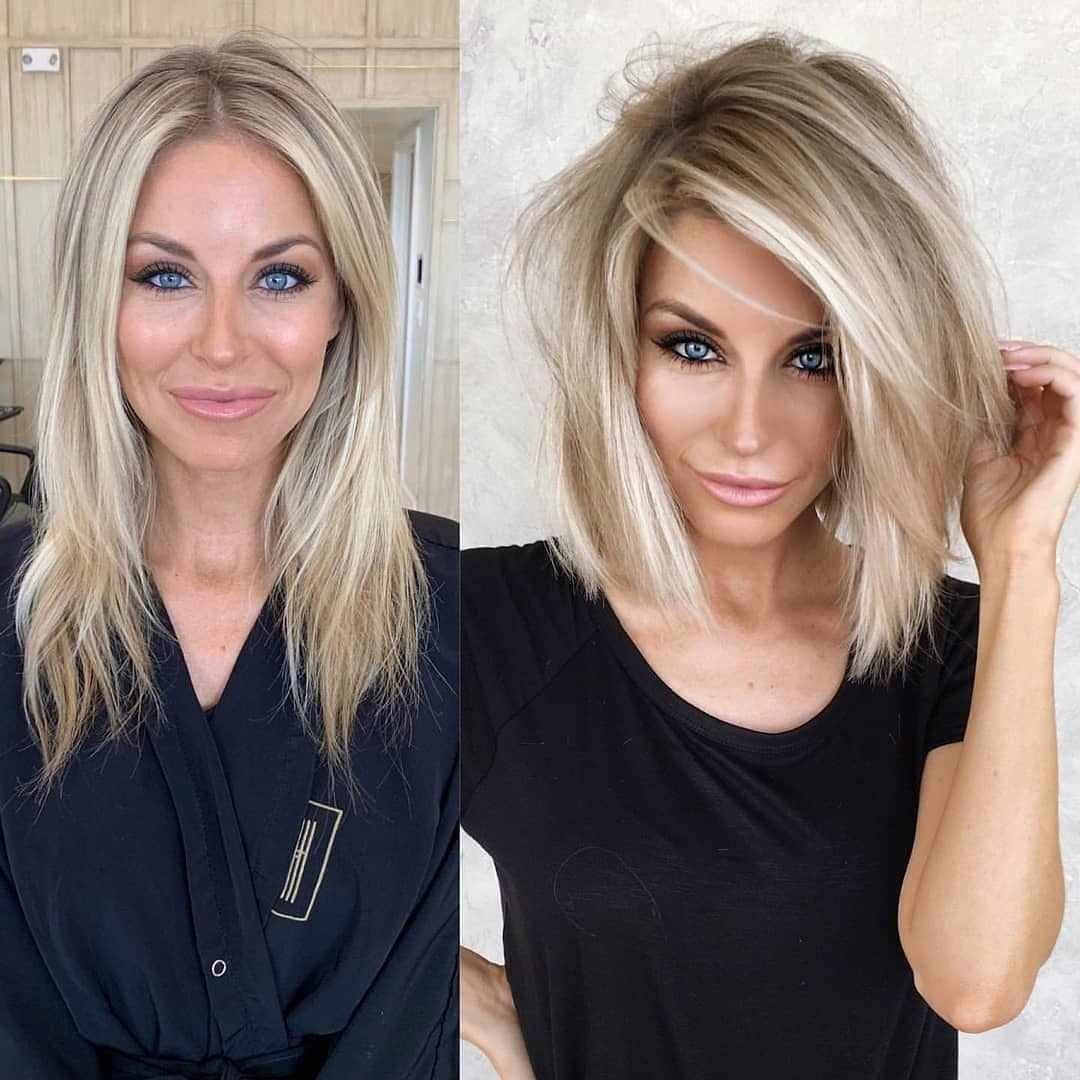 40 Latest Pictures Of Short Layered Haircuts #hairlengths