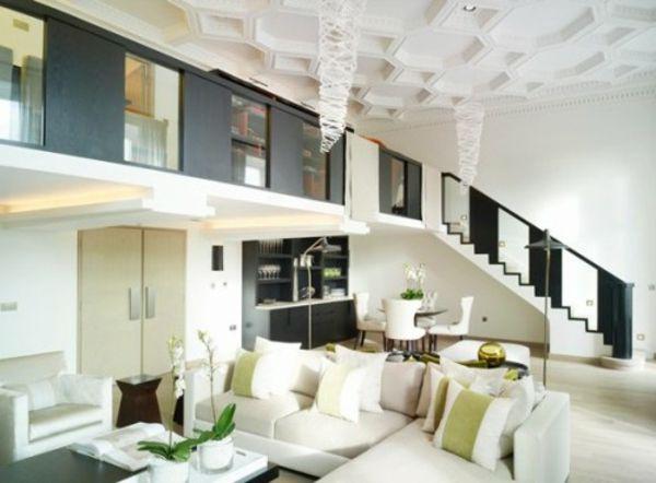 25 Coole helle und elegante Dach Ideen - #Dekoration Wohnideen