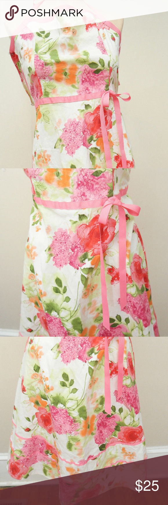 Trixxi floral summer sundress halter   Pinterest
