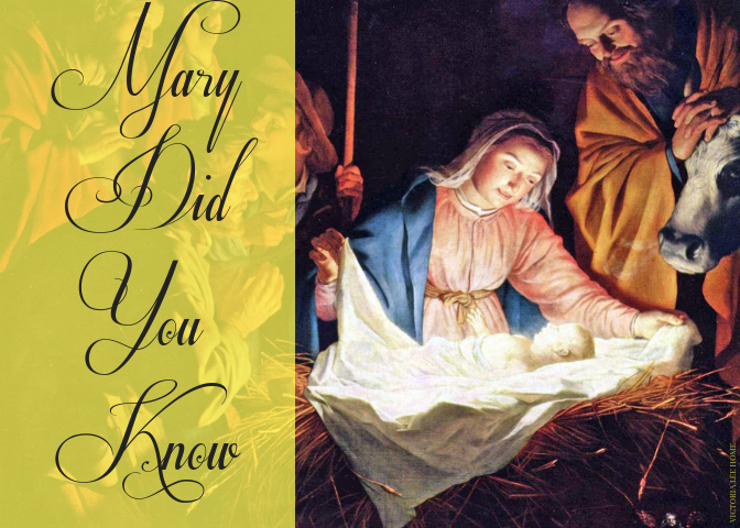 """Why """"Mary Did You Know"""" is the Definitive Christmas Song 25 Days of Holiday Songs   Holiday ..."""
