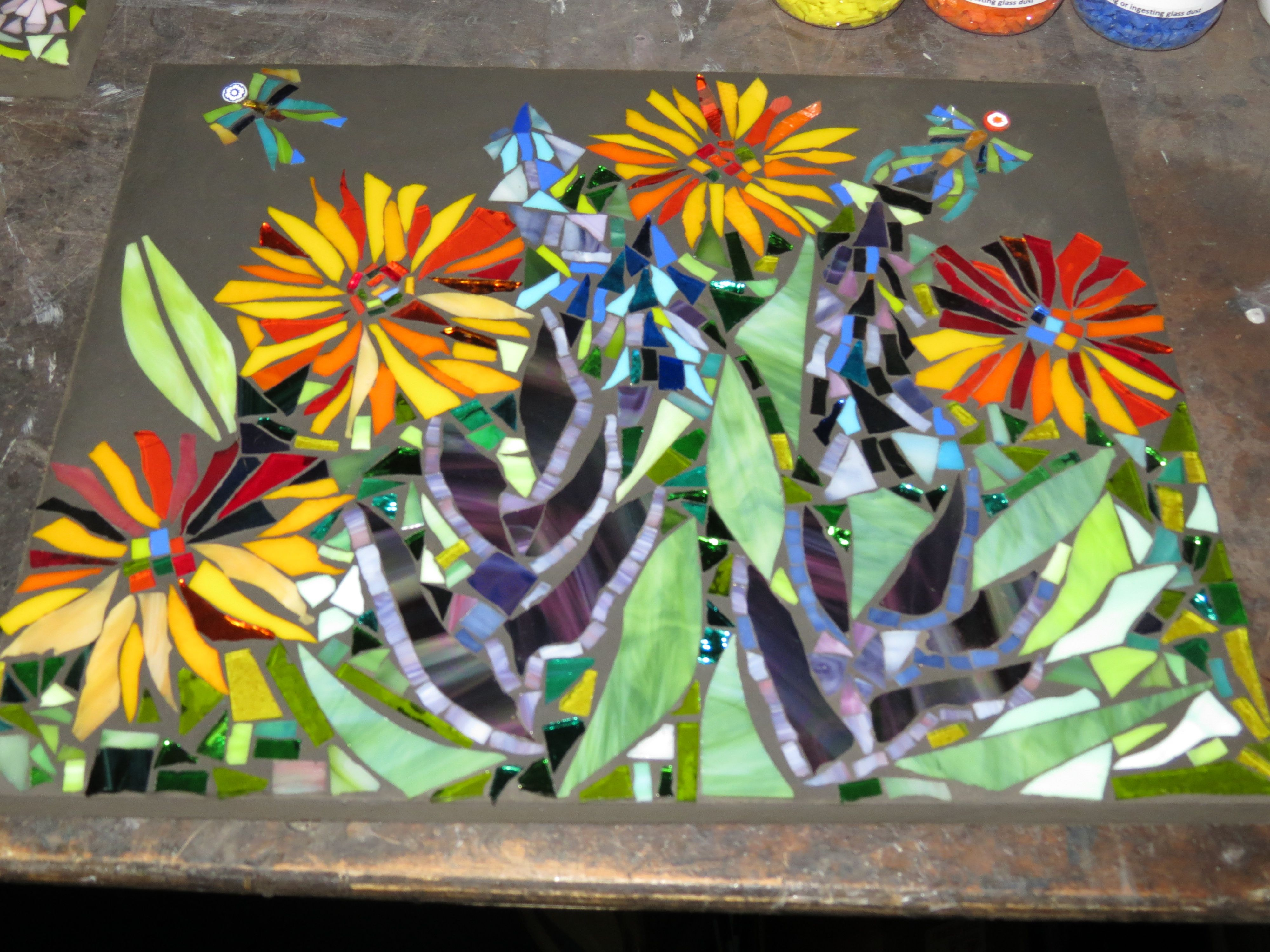playing with mosaics   katgottke@gmail.com classes now on