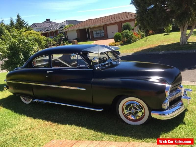 1950 mercury coupe hot rod rat rod #mercury #coupe #forsale ...