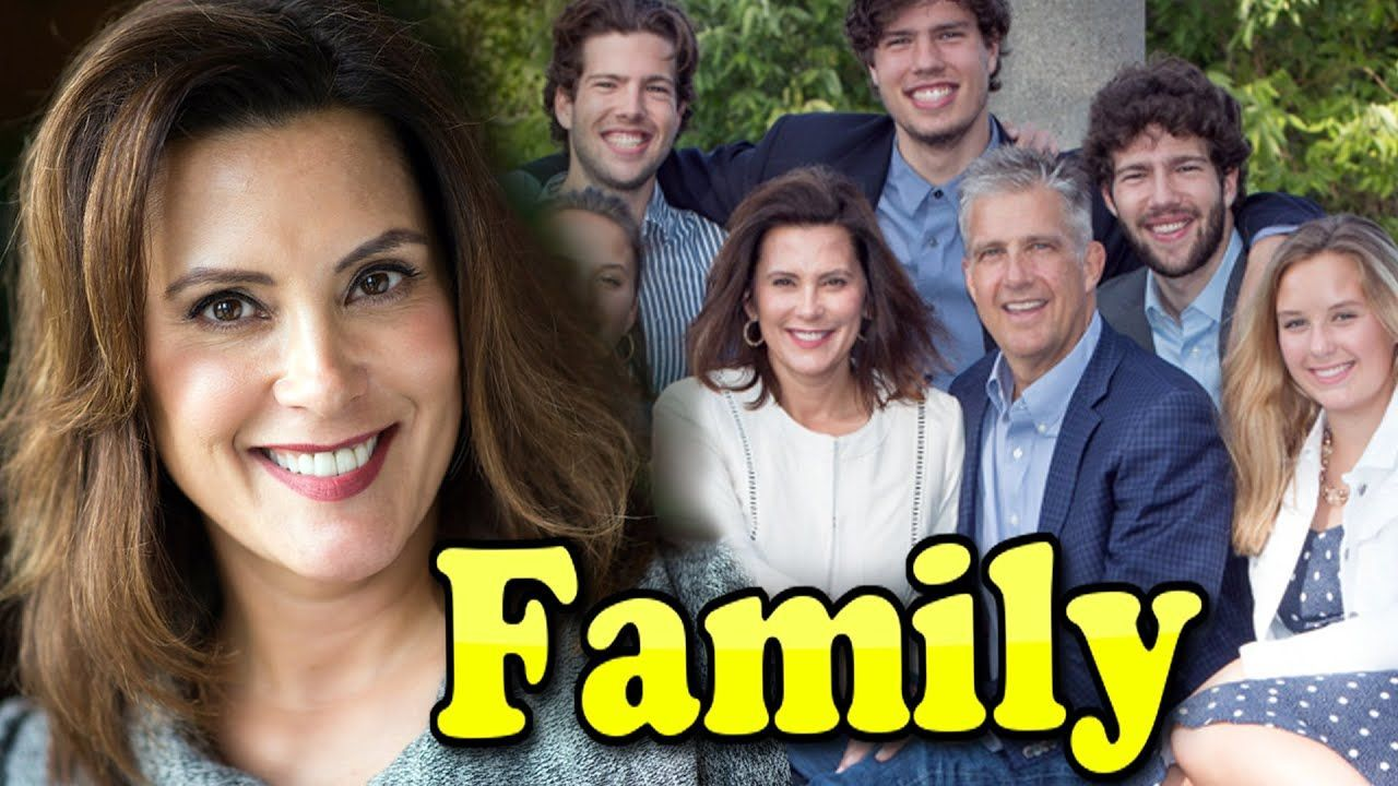 Gretchen Whitmer Family With Husband Marc Mallory 2020 Gretchen Whitmer Family With Husband Marc Mallory 202 In 2020 Celebrity Couples Hollywood Celebrities Husband