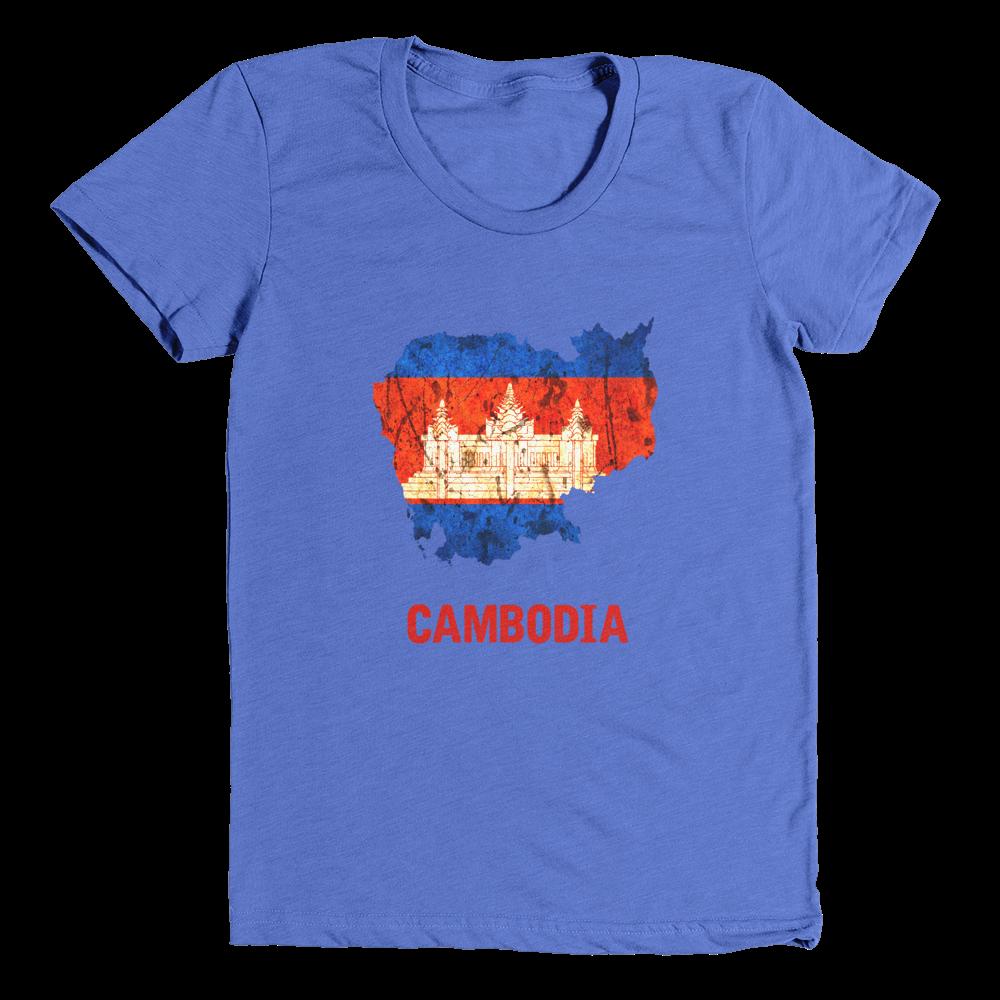 The Cambodia T-Shirt