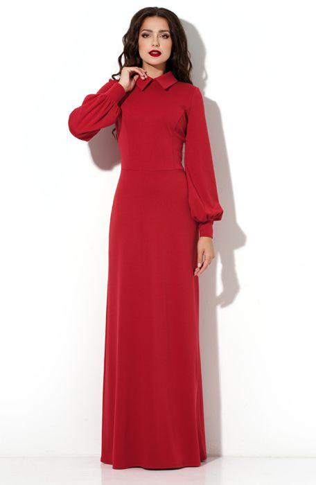 Uralmama Com Odezhda Dlya Beremennyh I Kormyashih V Ekaterinburge Krasivye Platya Dsp 190 29t Dress Length Maxi Red Jersey With A Collar And Cuffs Dresses Fashion Clothes For Women
