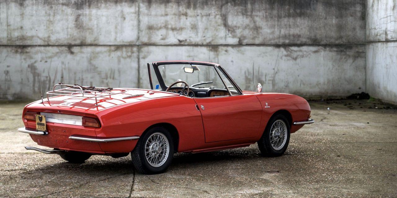 1967 Fiat 850 Spider Bertone Classic Driver Market Fiat 850