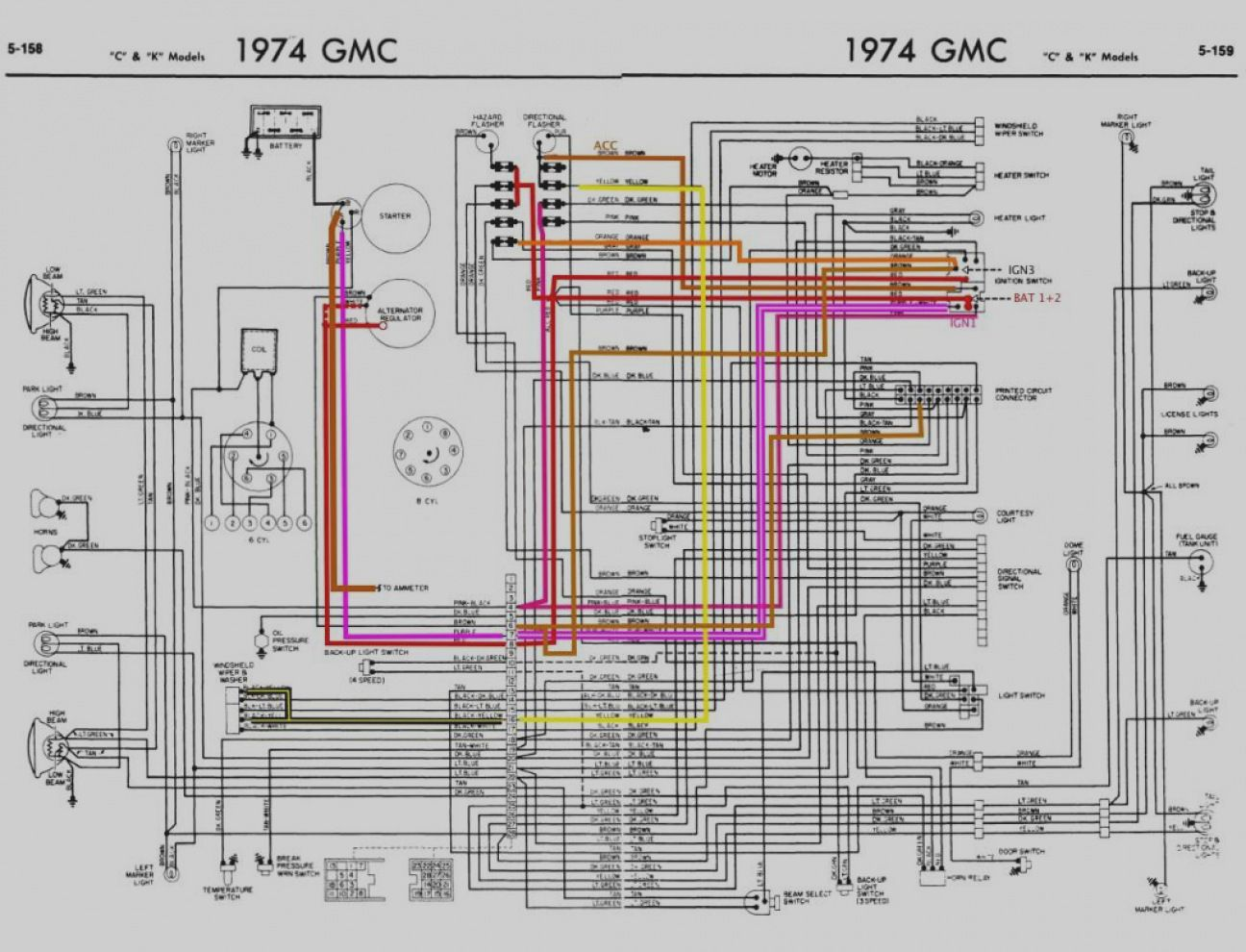 winnebago wiring diagrams wiring diagram forward 1973 winnebago wiring diagram manual of wiring diagram 1973 winnebago [ 1296 x 990 Pixel ]