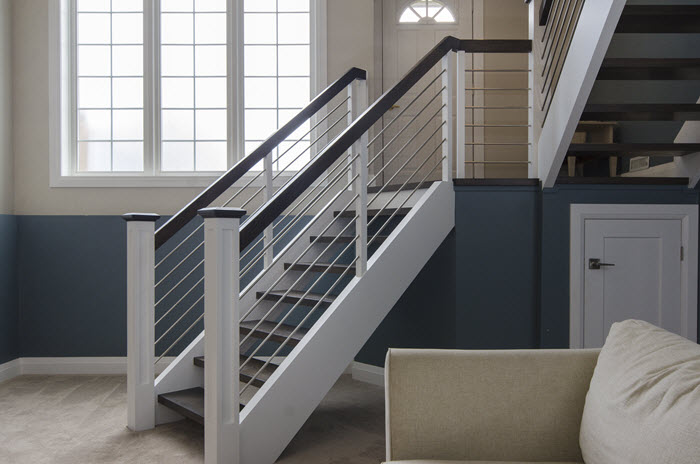 Best Metal Spindles Staircase Trend Google Search Modern 640 x 480