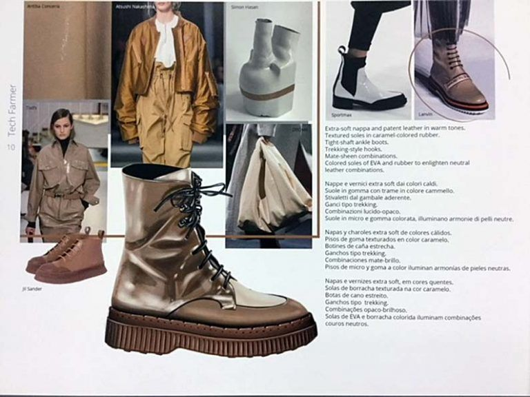 Trend Book Women's Shoes AW 19-20