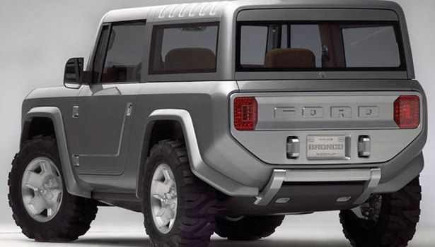 2016 Ford Bronco release date and price