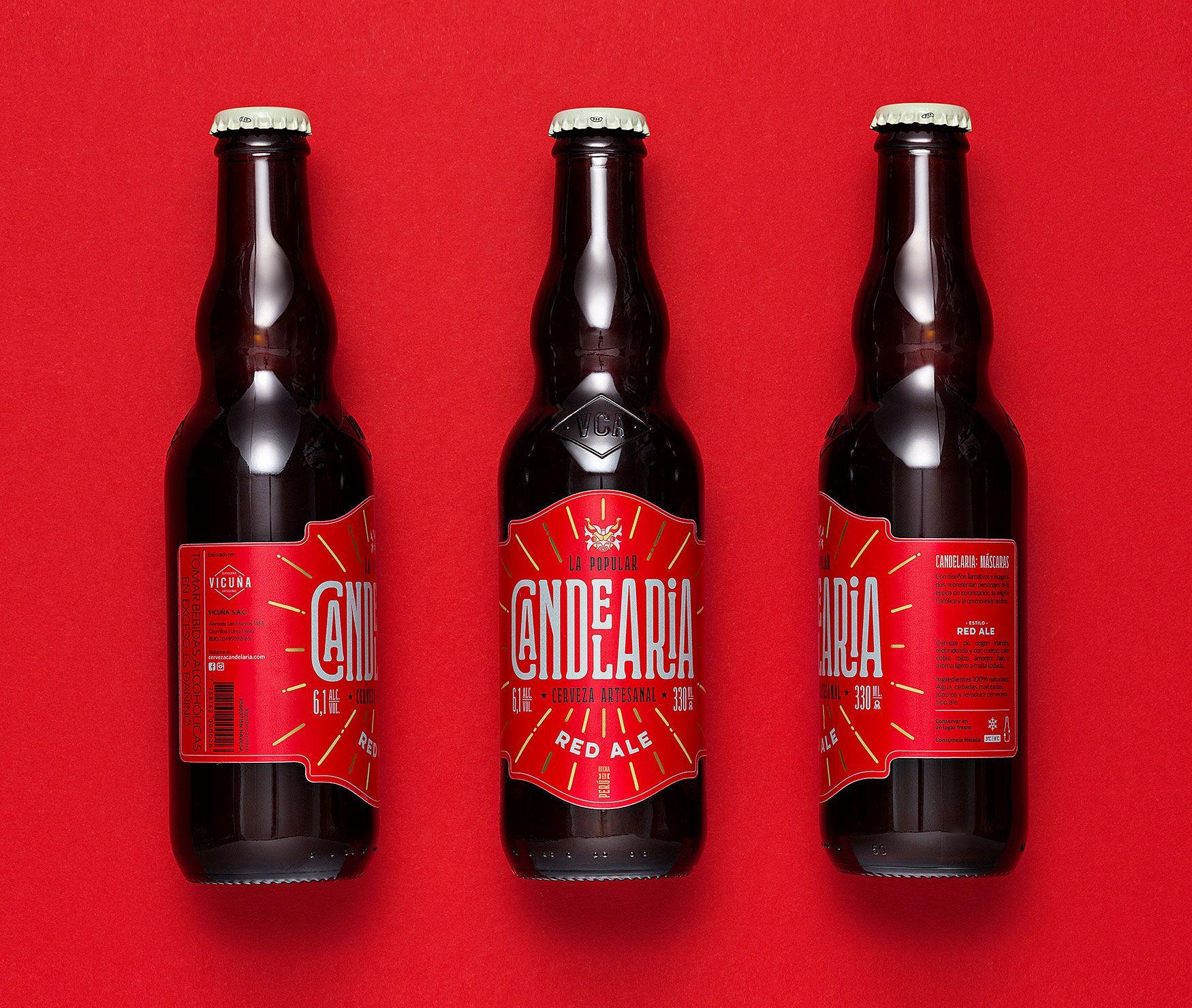Cerveza Candelaria Beer Beer Craft Beer Bottle