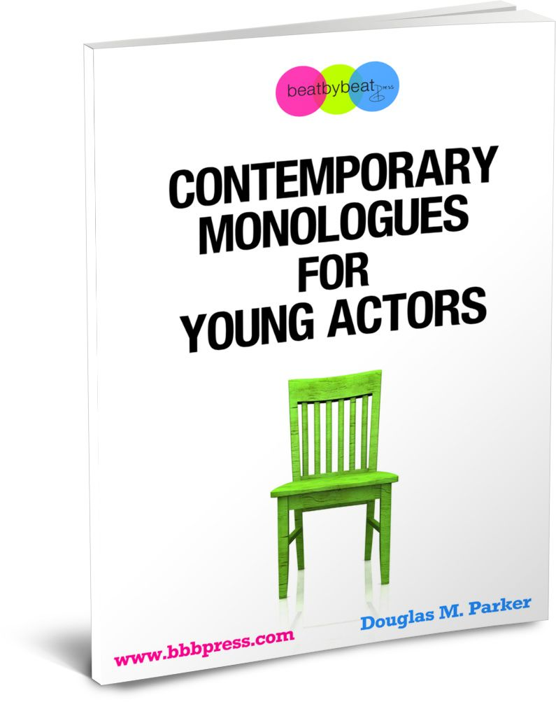 54 high-quality monologues for kids and teens! Available as an eBook  download.