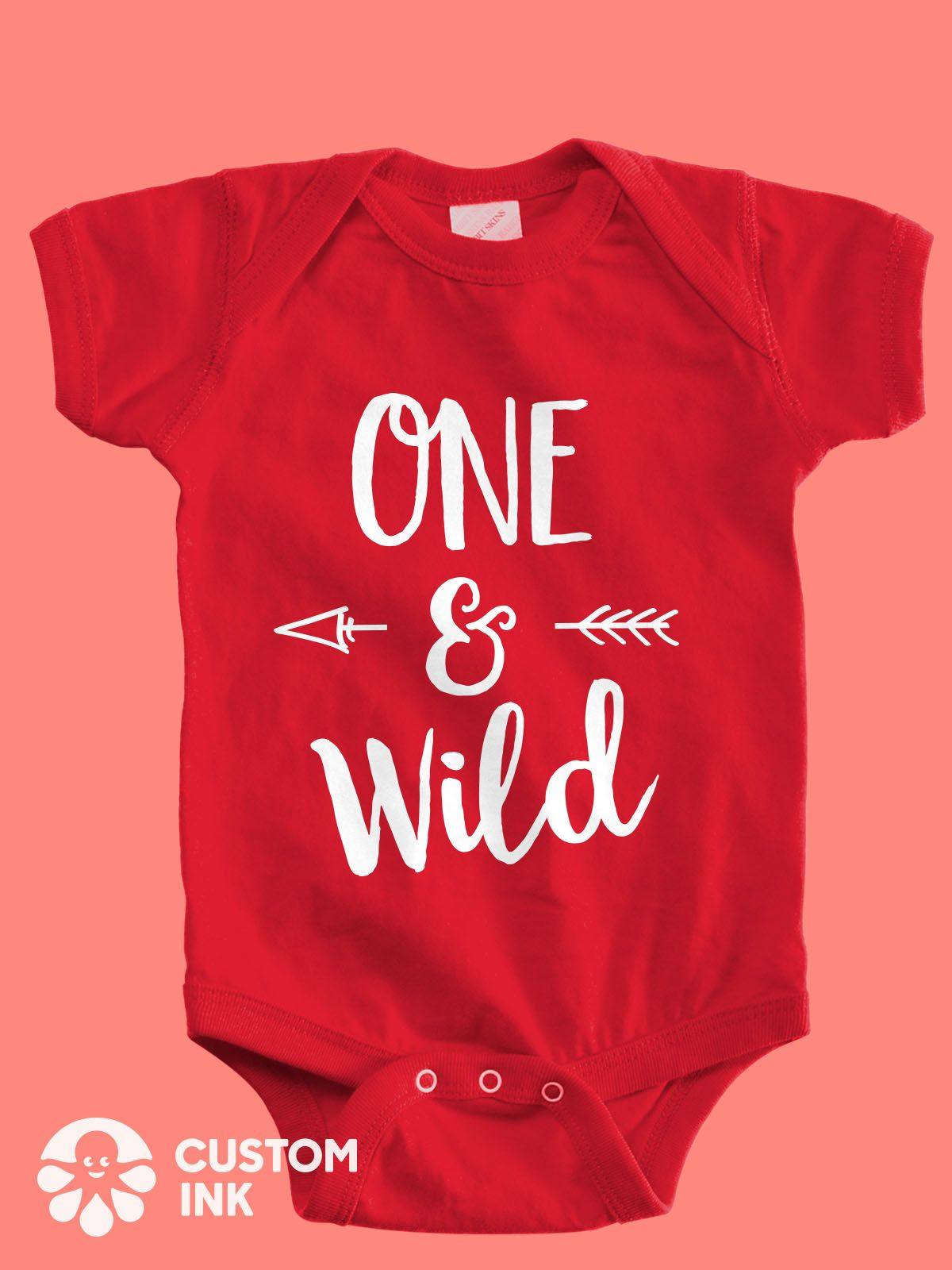 7e5bf8873e10 One Der Ful is the perfect cute saying design idea for a custom first  birthday party baby onesie, t-shirt, tank top, hoodie, tote bag, or more.