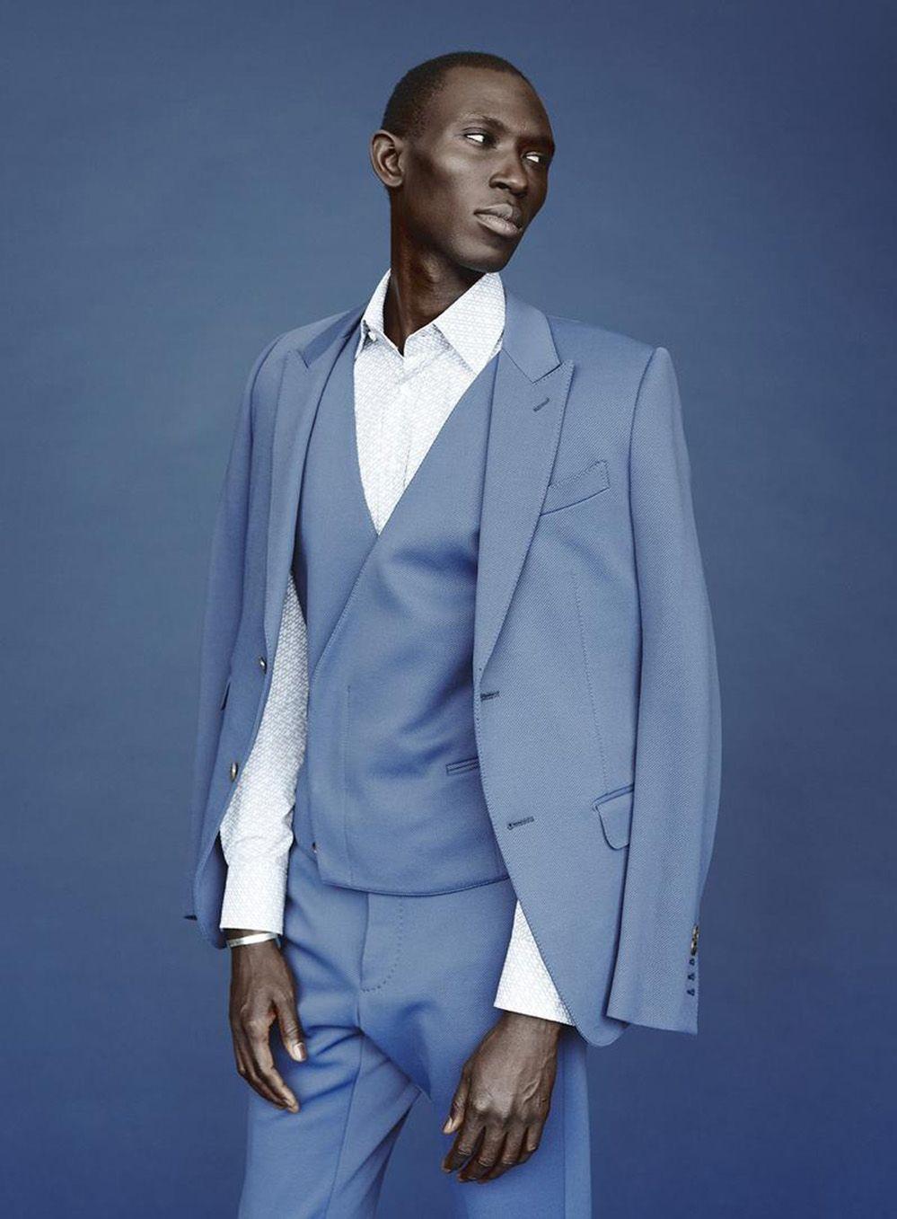 Gucci suit - Etro shirt | Menswear, menstyle, sprezzatura ...