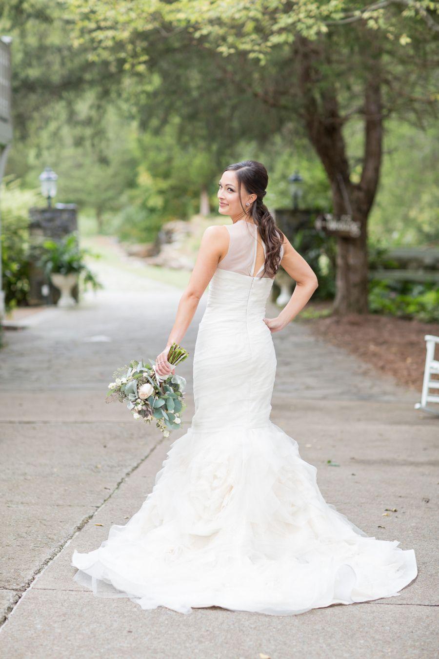 Vera wang plus size wedding dresses  Rustic Elegant Fall Wedding At Cedarwood  Http