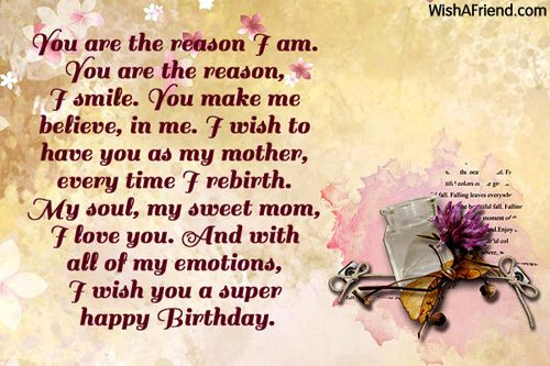 You Are The Reason I Birthday Wishes For Brother Birthday