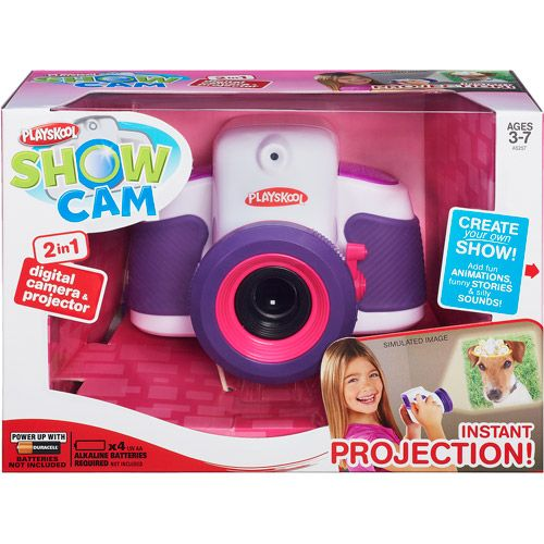 $60. walmart. Playskool Showcam 2-in-1 Digital Camera and ...