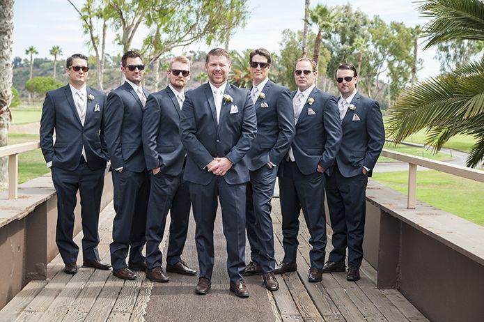 Morgan Run Club & Resort wedding, San Diego wedding groom and ...