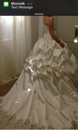 Galia Lahav Ball gown 6 find it for sale on PreOwnedWeddingDresses.com