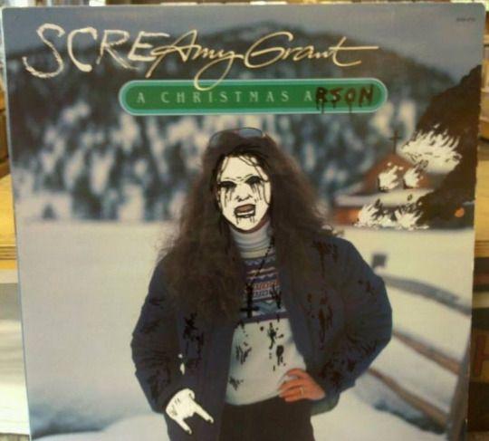 Amy Grant New Christmas Album.Screamy Grant Improvement To This Amy Grant Album Don T