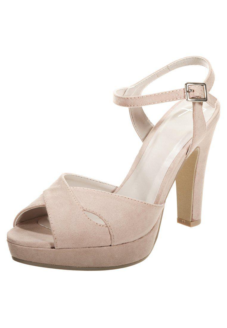Anna Field Sandals - pink sePVD