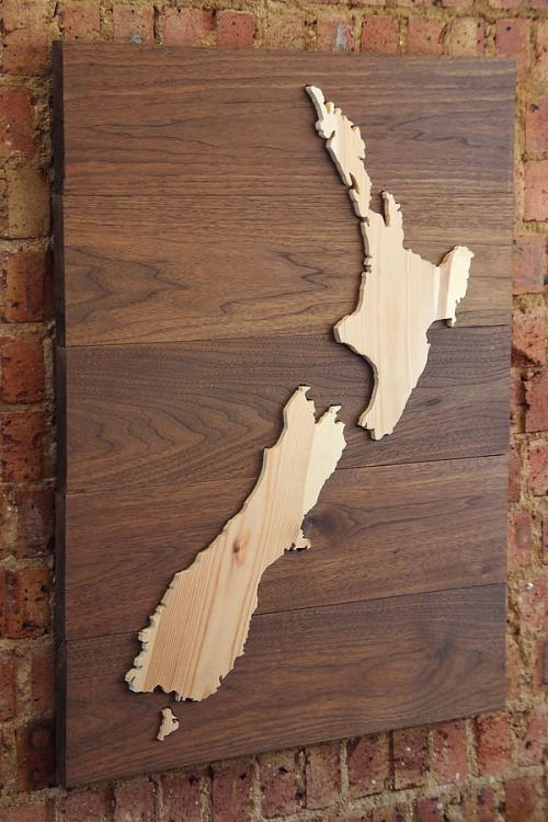 Pin By Make Century Modern On Map Art Wooden Map Map Wall
