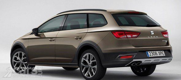 Seat Leon X Perience Is A High Riding Leon St Crossover