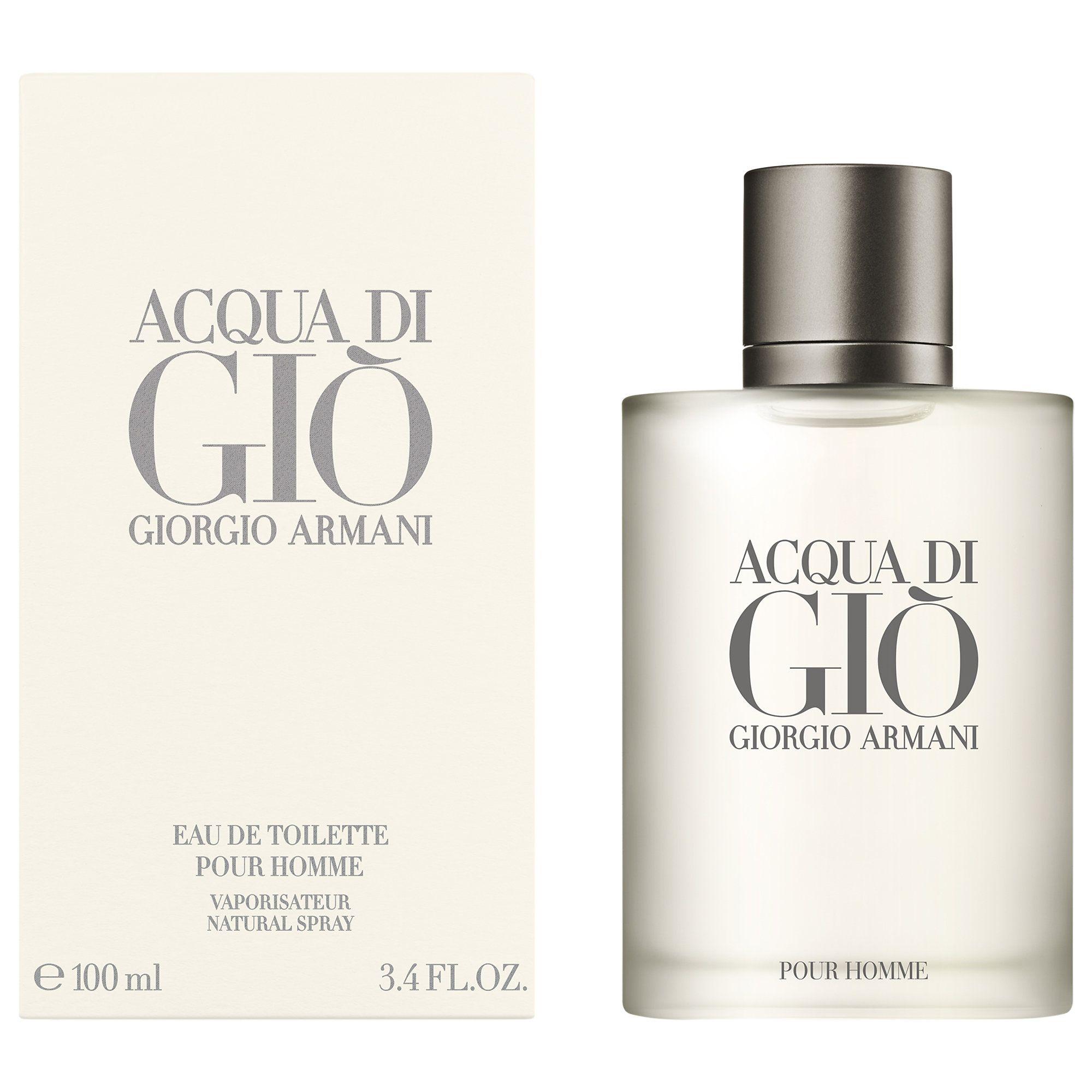 Acqua Di Gio Pour Homme Armani Beauty Sephora in 2020
