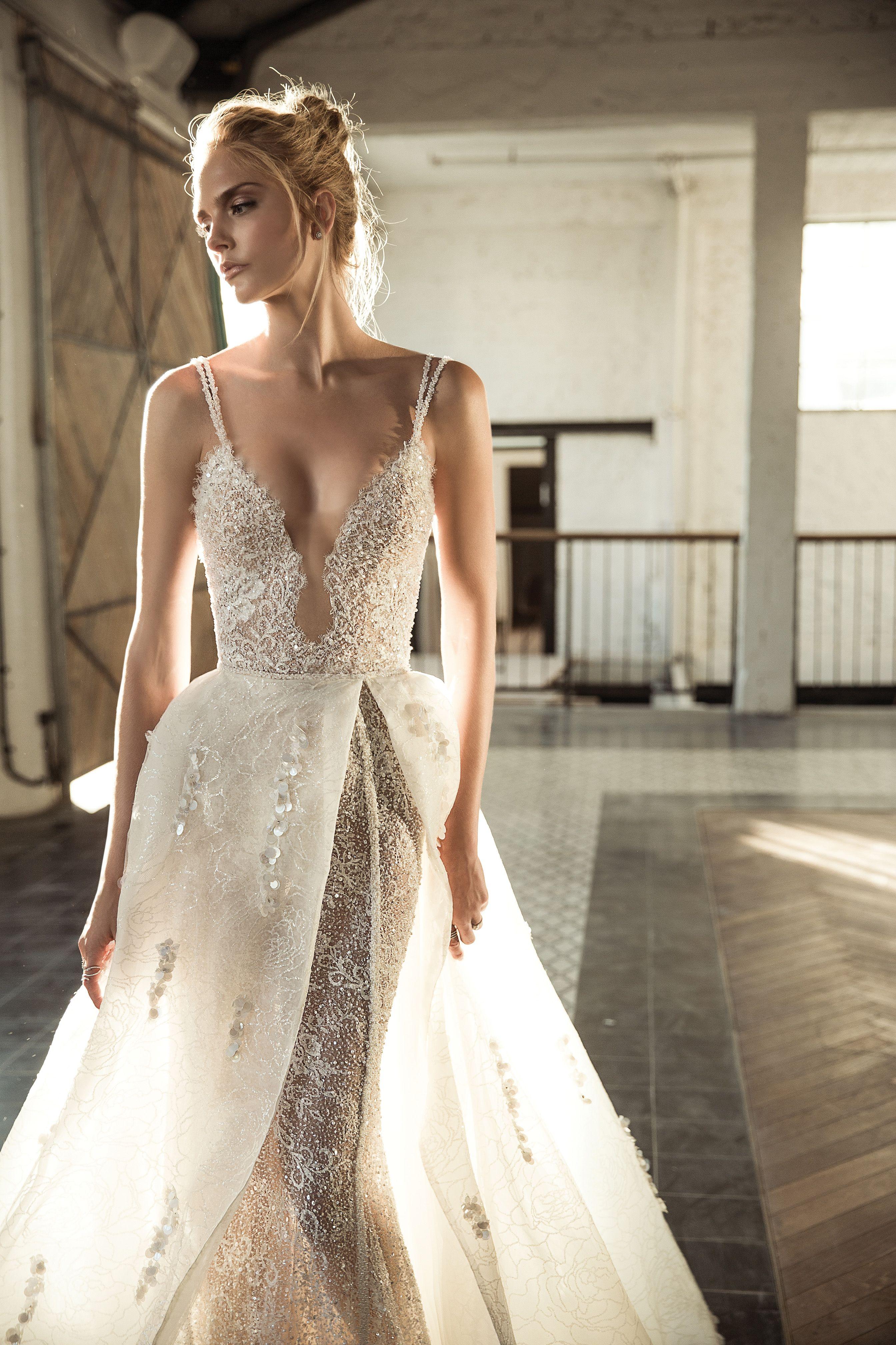 weddingcouture #bridalcouture #weddinggown #leepetragrebenau   2017 ...