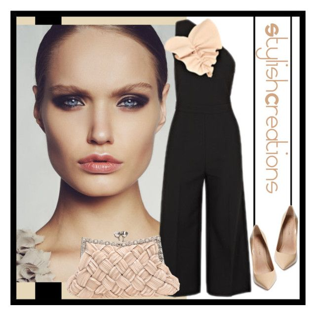 Jumpsuit by athomemommy on Polyvore featuring polyvore, fashion, style and Maiden Lane