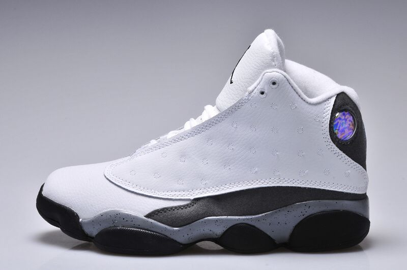 9f00b853cdc8fa ... clearance buy mens air jordan 13 retro oreo basketball shoes new  release 18728 from reliable mens