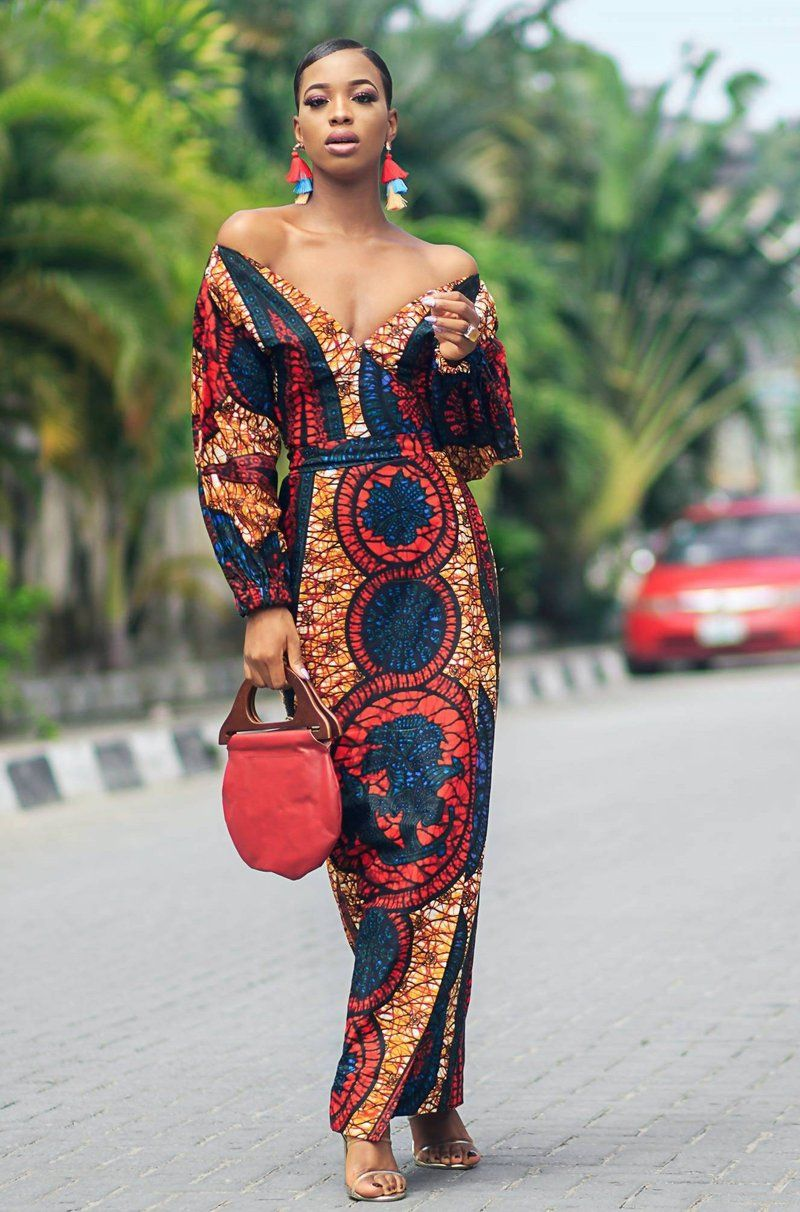 Asa dress #africanfashion
