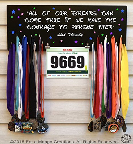 Running Medal All Sports,Display,Holder,Hanger,Marathon,26 2