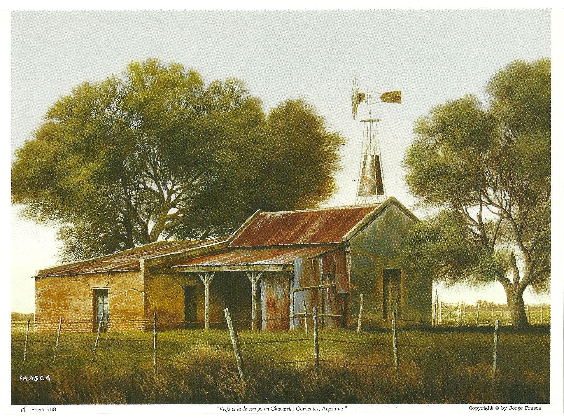 1934 1433 for Pinturas para casas de campo