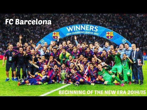 FC Barcelona - Beginning Of The New Era  2aa6c5a4afe
