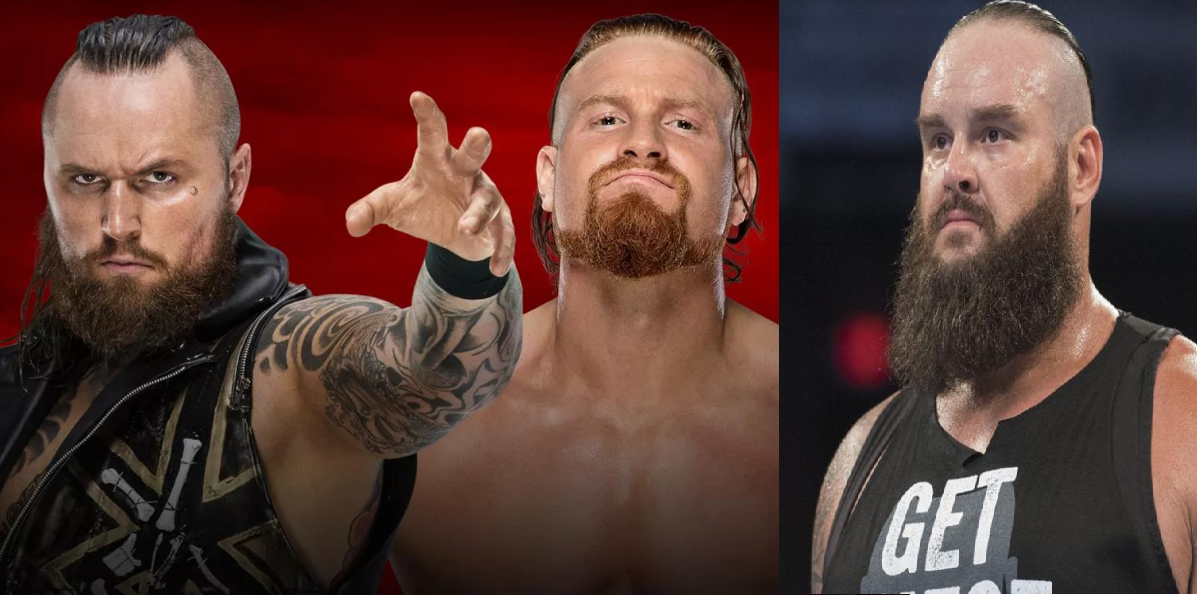 Wwe Rumor Roundup Braun Strowman Royal Rumble Plan Superstars List Who Get Pushed And More Royal Rumble Braun Strowman Wwe Royal Rumble