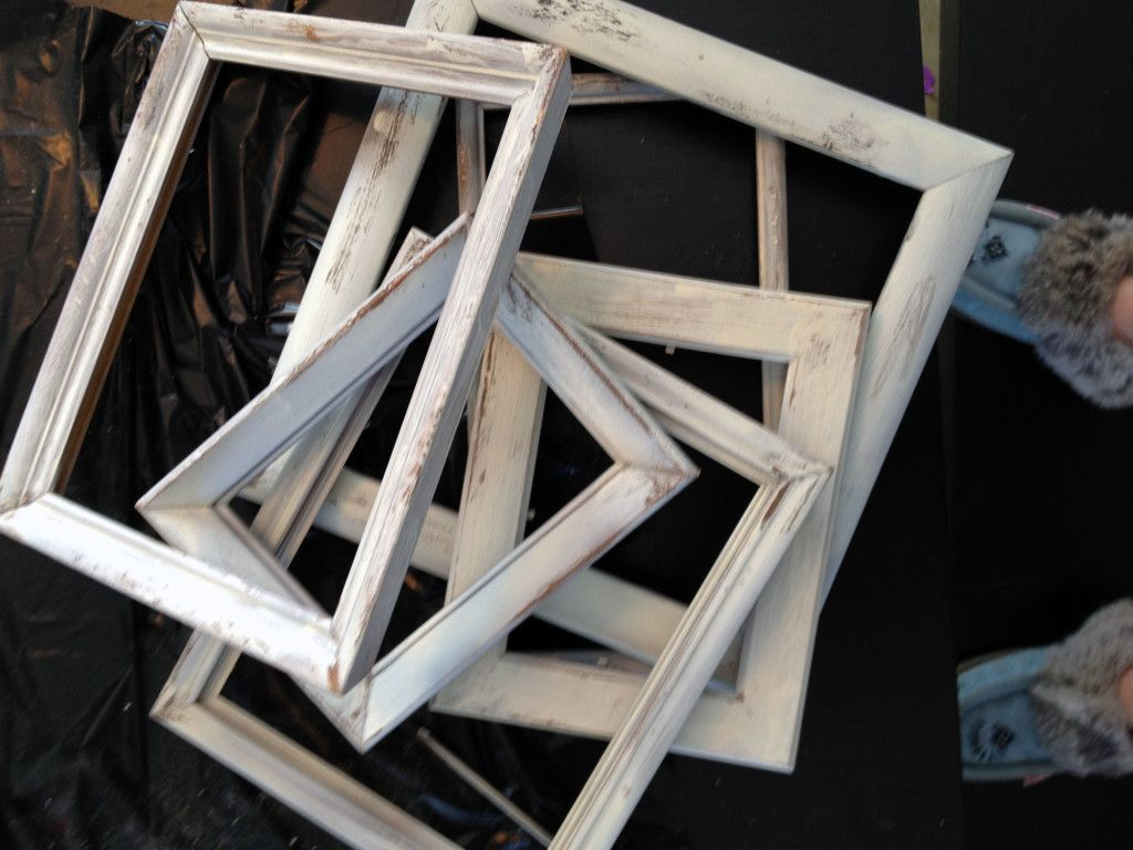 TONS of ideas for using frames! Love these! | Classes/Tutorials ...