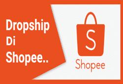 Berjualan Tanpa Modal Dengan Cara Menjadi Dropshipper Di Shopee Tanpa Modal Stock Barang Merupakan Bisnis Online Yang Cukup Me Dropshippers Dropshipping Online