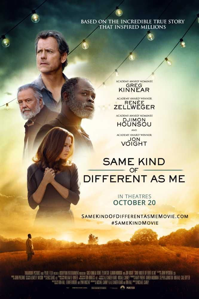 Watch Same Kind of Different as Me 2017 Movie Online Free ...