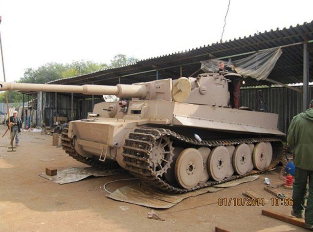 Yes! Panzer Mk VI Tiger For Sale