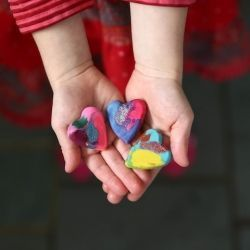 DIY Crayon Hearts - a way to use up old bits of crayon and a great Valentine for your preschooler. #crayonheart DIY Crayon Hearts - a way to use up old bits of crayon and a great Valentine for your preschooler. #crayonheart DIY Crayon Hearts - a way to use up old bits of crayon and a great Valentine for your preschooler. #crayonheart DIY Crayon Hearts - a way to use up old bits of crayon and a great Valentine for your preschooler. #crayonheart