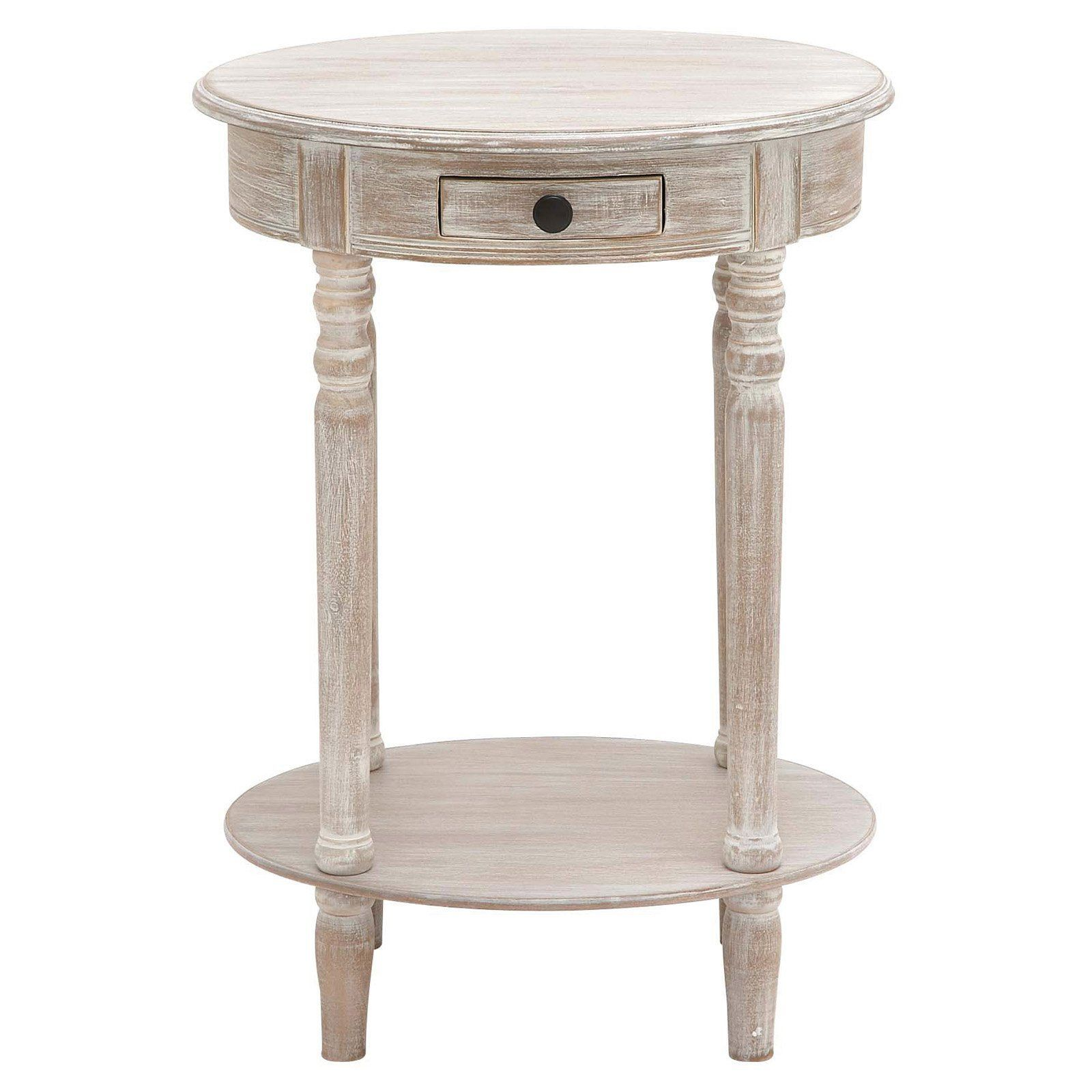 Uma Enterprises Wood Oval Accent Table End Tables At Hayneedle