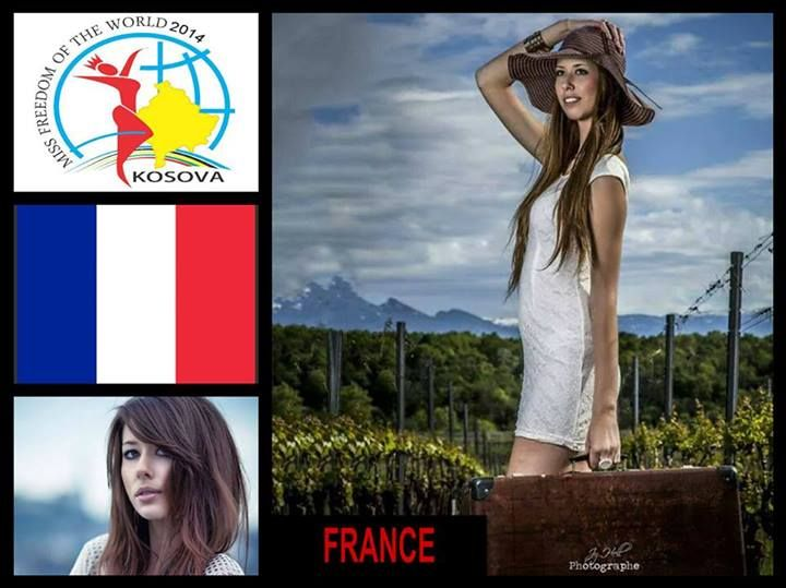 Miss Freedom France 2014