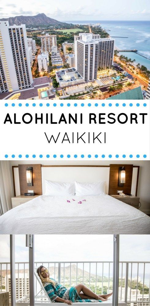 Newly Renovated Hotel In Waikiki Alohilani Resort Wanderyle