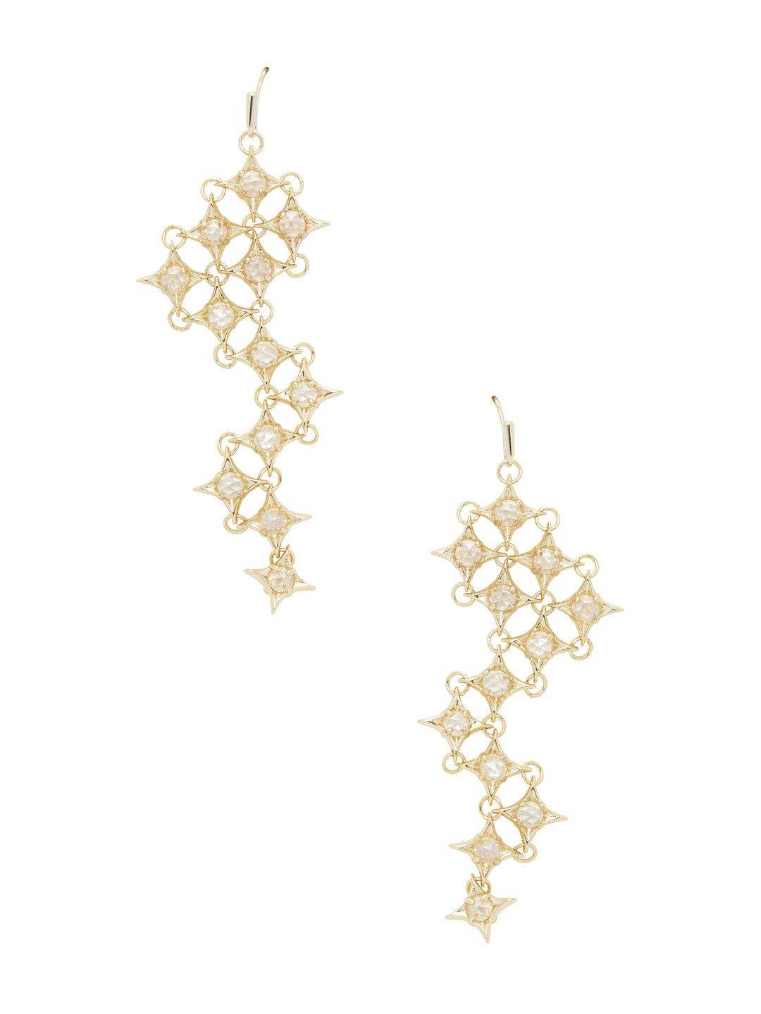 Nova glass chandelier earrings by kendra scott jewelry at gilt nova glass chandelier earrings by kendra scott jewelry at gilt arubaitofo Images